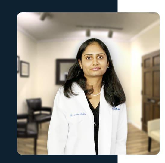 Dr. Sharda Patel